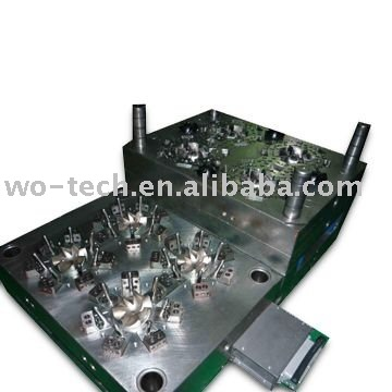 Plastic injection Tooling mold