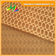 2017 China supplier 3D air breathable mesh fabric,3d air mesh fabric for motorcycle seat cover,3d mat