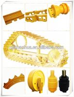 heavy equipment parts undercarriage