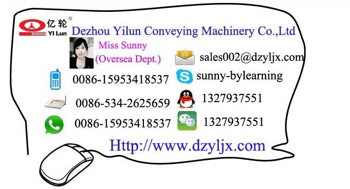 Milling Conveyor Drive Pulley