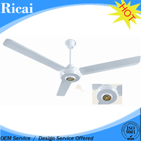 High Velocity CE CB globe ceiling fan