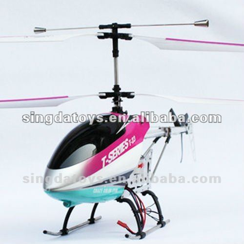 NEW! Thunderbird 3ch rc MJX helicopter T23