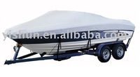 POLYESTER BOAT COVER