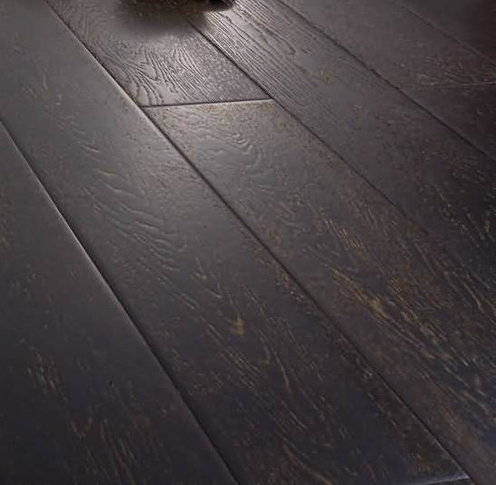 Brushed Surface <strong>Oak</strong> Multilayer Engineered Wood Flooring