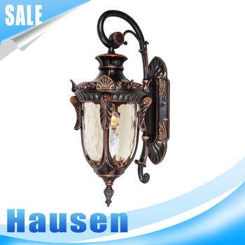 Factory price durable outside wall lamps garden lighting