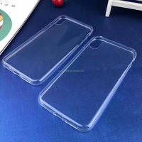 New Fit For iPhone 8 Ultra Thin TPU Transparent Clear Phone Cases Cover For iPhone x Case,for iphone 8 plus,for iphone 8