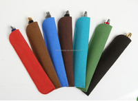 Cheap Price Good Quality Ramdom Color Felt Pen Pouch Bag
