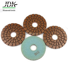 Super Quality 4 Inch Diamond Marble Floor Polishing Pads