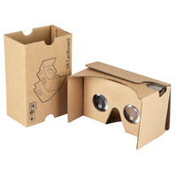 google cardboard v2 google cardboard vr 3d box 2.0 3d glass 37mm lens wider 3d viewing