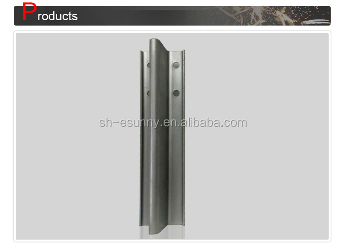 New style classical t type elevator guide rails manufacturer