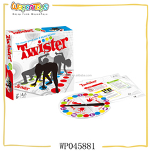 educational kids game ,toy brick game,giant twister game