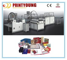 PRY-700A/900A Automatic Photo Album Cover Making Machine