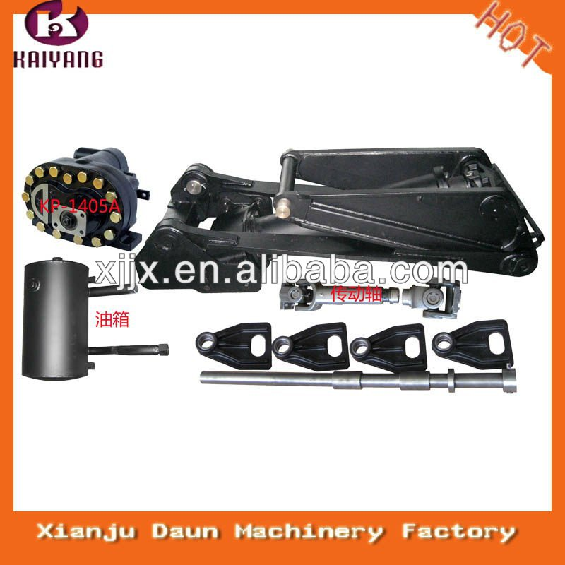 CHINA SUPPILER HYDRAULIC PUMP HOIST KRM183B USED FOR JAPAN DUMP TRUCK