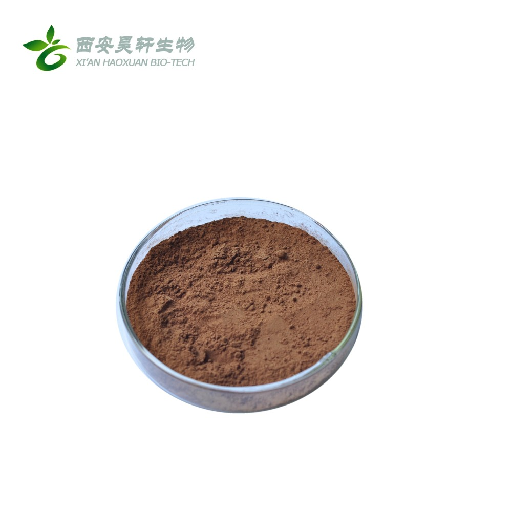 CAS 88105-29-7 black cohosh extract powder,Triterpene Glycosides 2.5% 5% 8%