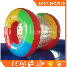 HOT Sale Inflatable roller ball aqua roller Water rolling ball for kids water games