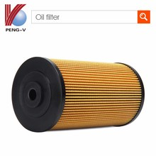 Japanese High Efficiency S156072340 Diesel Engine Oil Filter For HINO