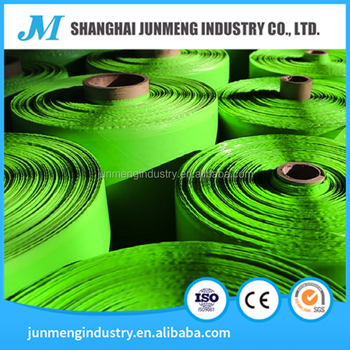 Excellent Waterproof membrane Green HDPE Strength Film for Asphalt waterproofing coiled