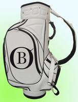 golf staff bag with custom logo tour golf bag for golf team