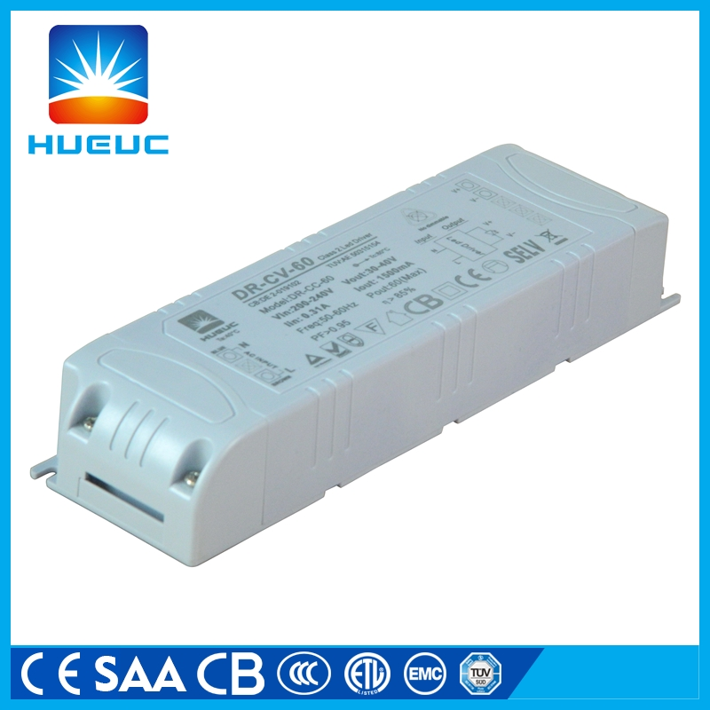 60w ac dc dimming 12v 5a power supply circuit with TUV approved