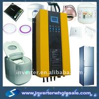 Three-Phase Off-grid Photovoltaic Inverter with home appliances(3700W)