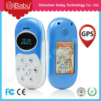 2014 High quality gps navigation security kids mobile