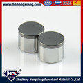tungsten carbide insert pdc cutter/pdc cutters and drill bits/hardness pdc cutter insert