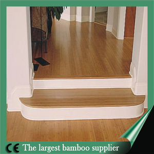 High quality click lock engineered bamboo floor for home