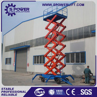 Best price china hydraulic electric air scissor jack lift for sale