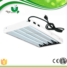 hydroponics high output t5 lowes fluorescent grow light fixtures with 24w 54w T5 tube