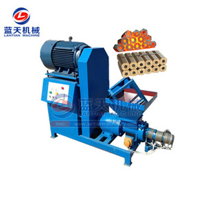 Biomass powder shaping olive husk briquette machine