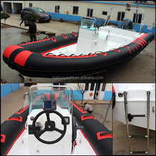 7.5m military patrol boat for sale
