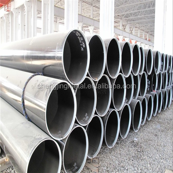 tapered steel tube/tata pipes/teflon coated pipe