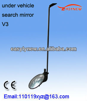 under vehicle security checking mirror