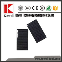 5V or 9V 1W Monocrystalline tiny Epoxy Solar Panel Customized mini solar panel