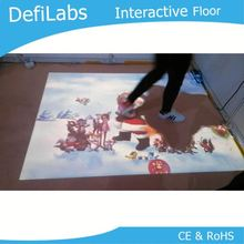 new invention 2013 advertising stand desktop projection display