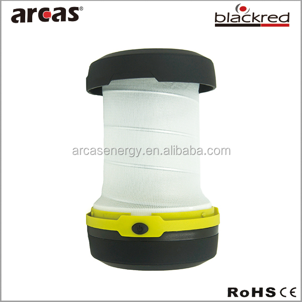 3W LED Battery Operated outdoor led camping Lantern