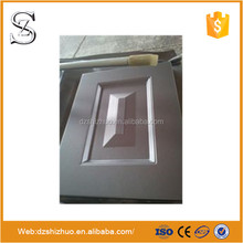 China cheap pvc mdf kitchen cabinet door