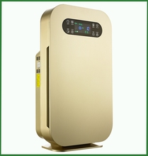 Ionizer type healthy care machiens air purifier hepa to remove dust within 1 minutes
