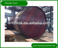 wooden drums for leather with Tama drums