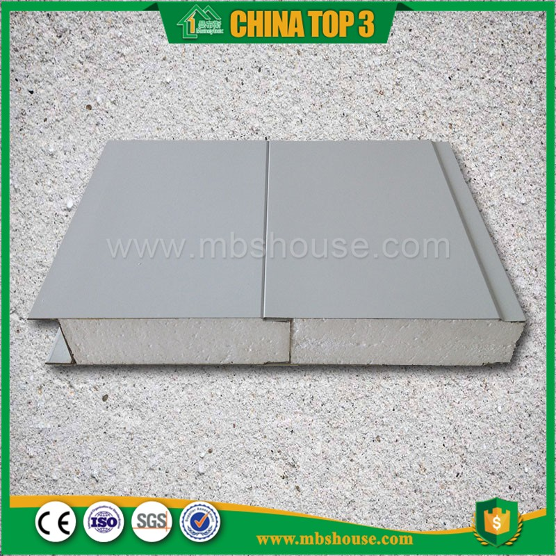 Color coated EPS Sandwich Panel insulation wall panel