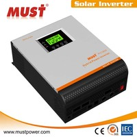 Must off grid solar inverter high frequency power star 1-5kw for home appliance Pump fans airconditional refreigiator lamps