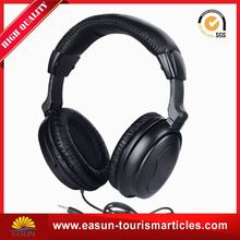 high quality airline headset cheap airline headphone headset aviation