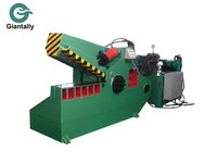 hydraulic alligator shears