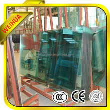 Hot sale high quality reflective &titned sheet glass