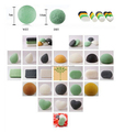 Green Natural Loess Skin Cleansing Konjac Sponge
