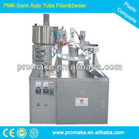 Fully Automatic Soft Tube Filling Amp