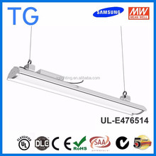US DLC 4.0 premium listed energy saving 200 watts led light, IP65 linear high bay with UL cUL DLC