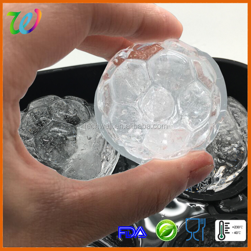4 different ball in 1 silicone ice block maker