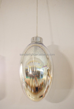 European Type And Copper Color Glass Pendant Lamp/lights/lightings