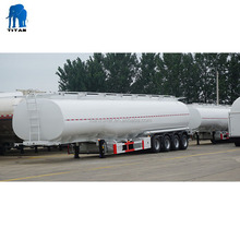 3axles Oil/Water tank trailer for sale 50 ton
